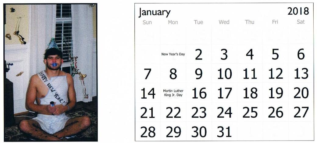 1 January 001