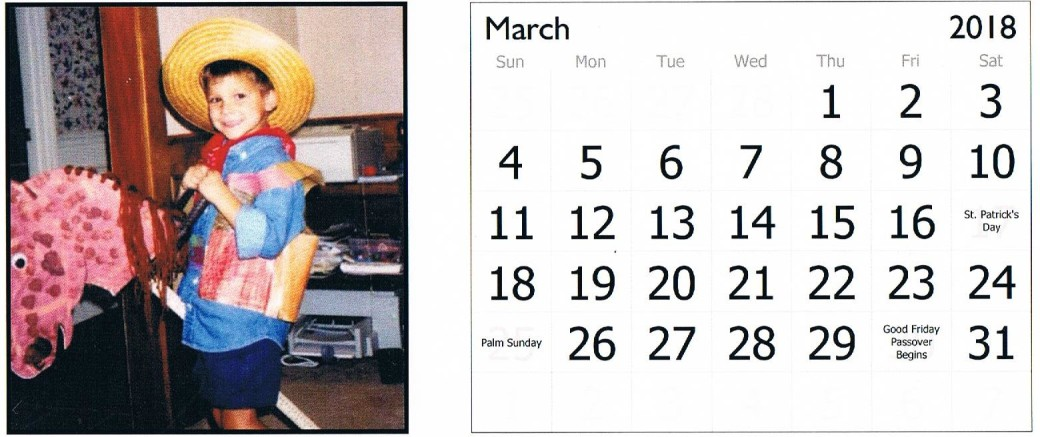 3 March 001