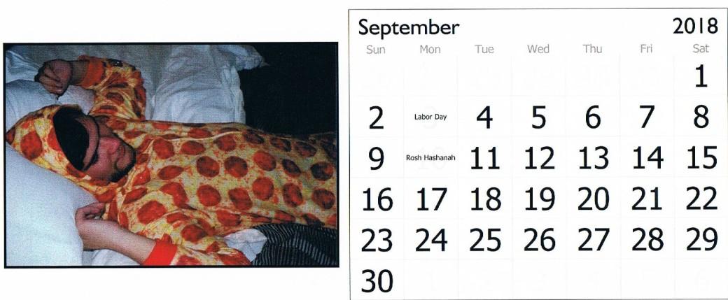 9 september 001